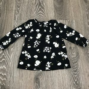 Carter's Floral Top for Girls